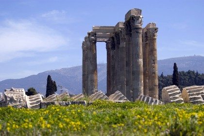 A rollback into one of the World's oldest cities – Athens