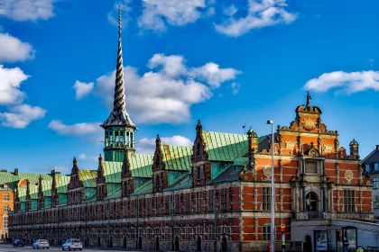 Enjoy the best of Copenhagen in the spring and feel the freedom