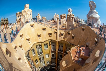 Top 10 tourist attractions in Barcelona for 2017