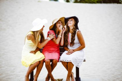 Gossiping is good for you, study confirms