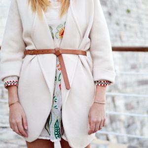 Designer coat collection by Sara Jones