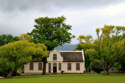 The joys of South Africa's award-winning wines and cuisine