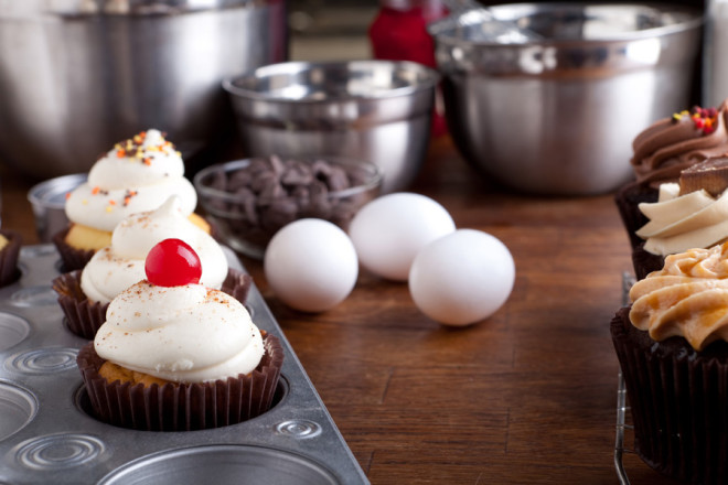 Tips on baking Gourmet Cupcakes