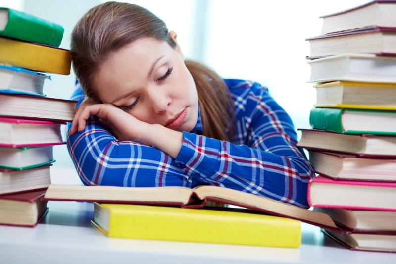 Growing overburden of studies in kids